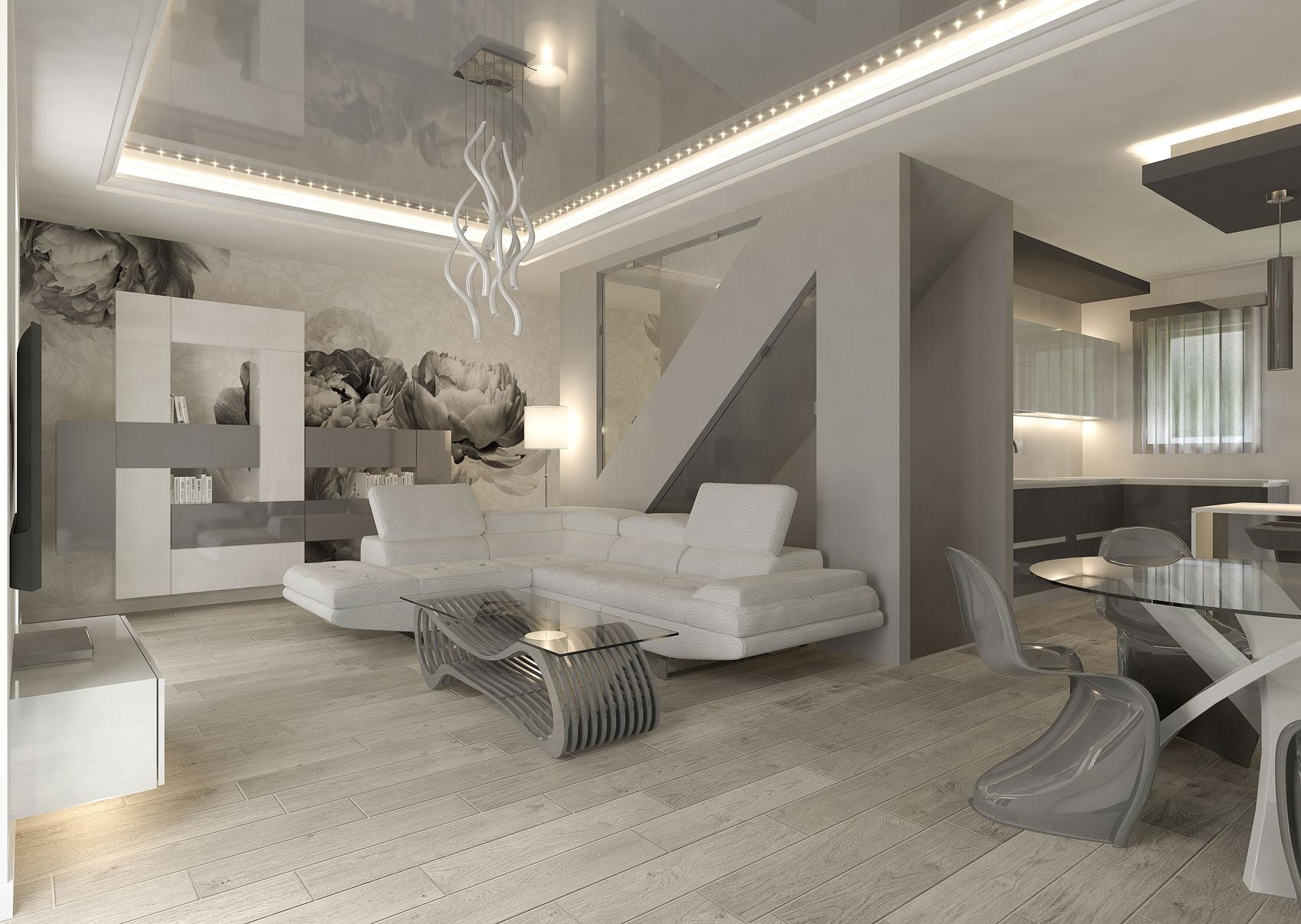 Geometrie abitative progetta ristruttura arreda for Arredamento x casa