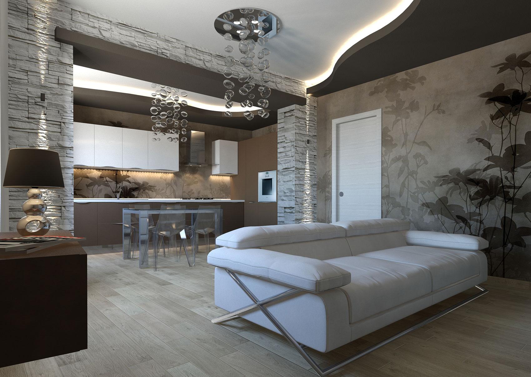 Geometrie abitative progetta ristruttura arreda - Arredi case moderne ...